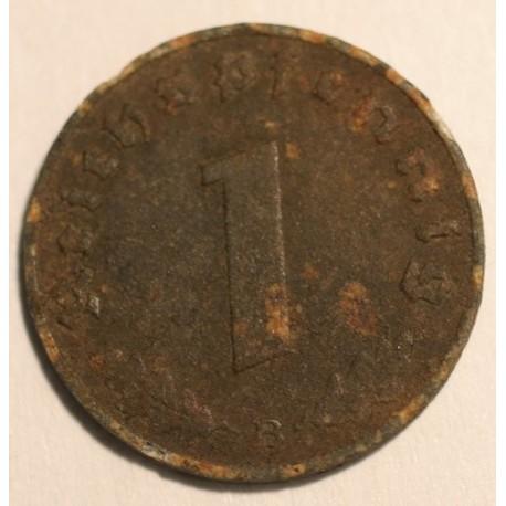 1 reichspfennig 1940 B