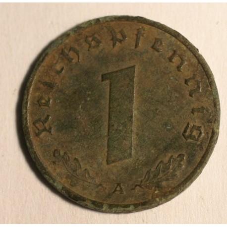 1 Reichspfennig 1938 A