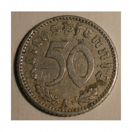 50 Reichspfennig 1941 A