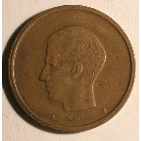 Belgia 20 franków 1981