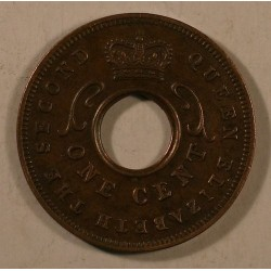Afryka Wschodnia 1 cent 1957