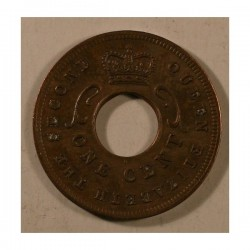 Afryka Wschodnia 1 cent 1956