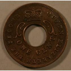 Afryka Wschodnia 1 cent 1959