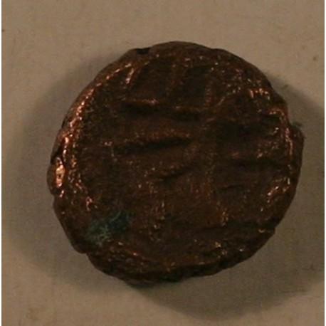 Naga z Narwaru, król Ganapati Naga ok. 340 n.e.