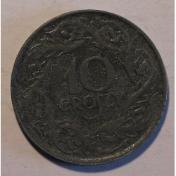 Generalna Gubernia 1 grosz 1939