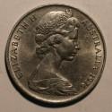 Australia 20 cent 1976