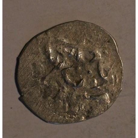 Imperium osmańskie 1 akce Osman II (1618-1622). Srebro.