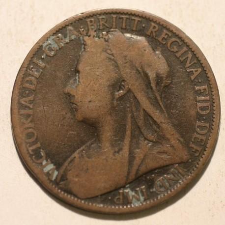 Wielka Brytania 1 pens 1901