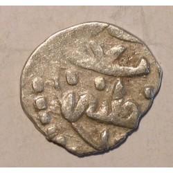 Imperium osmańskie 1 akce Ibrahim I (1640-1648). Srebro, mennica Konstantynopol.