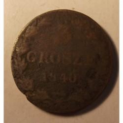 Generalna Gubernia 10 groszy 1923