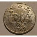 Indie holenderskie 1 duit 1789