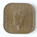Malaje 1 cent 1945