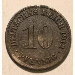 5 pfennig 1875 J