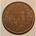 Indie brytyjskie One Quarter Anna 1940