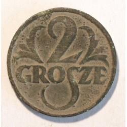 2 grosze 1935