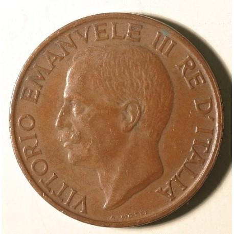 Włochy 10 cent 1922