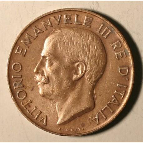 Włochy 5 cent 1921