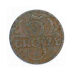 5 groszy 1925
