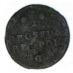 Półgrosz koronny 1768 G