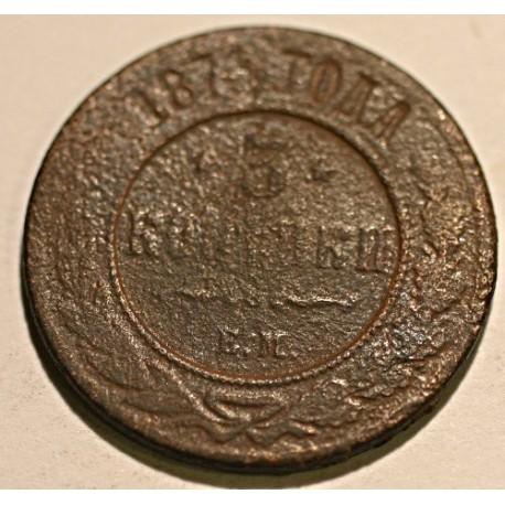 3 kopiejki 1874 EM