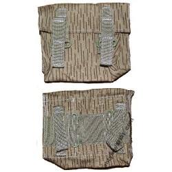 NVA ładownica - torba na granaty - deszczyk