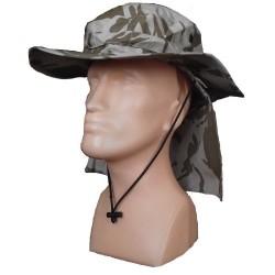 Oryginalny kontraktowy brytyjski kapelusz w kamuflażu Desert DP