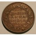 Indie brytyjskie 1/4 Anna 1938