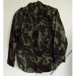 Oryginalna koszula polowa armii portugalskiej. Nowa