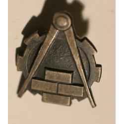 Odznaka pamiątkowa członka ZBoWiD