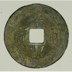 Wietnam (Annam) 1 phan Quang Trung Thong Bao 1793-1800