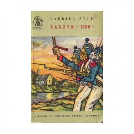 """BKD Gabriel Zych """"Raszyn 1809"""""""