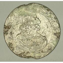 Ort gdański 1660