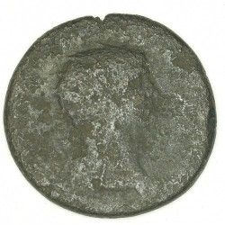 Rzymski as II-IVw. n.e. Miedź.