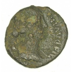 Faustyna II as (145-146 AD)