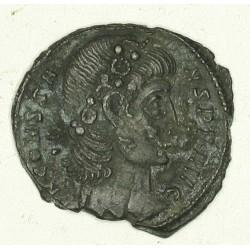 Rzymski brąz Konstans 335-341 AD