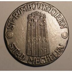 Belgia Mechelen medal pamiatkowy
