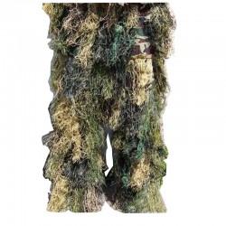 Ghillie - spodnie maskujące XL