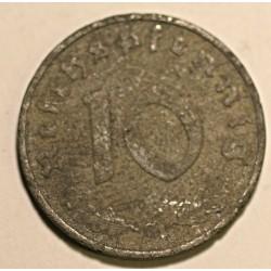 10 pfennig 1940 G