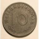 10 pfennig 1943 F