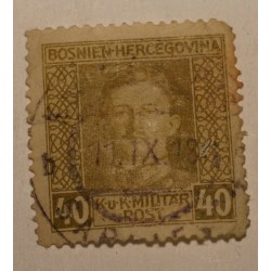 Bośnia i Hercegowina 40 halerzy 1917