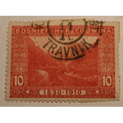 Bośnia i Hercegowina 10 halerzy 1910