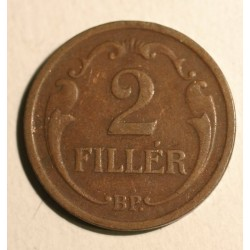 Węgry 2 fillery 1940