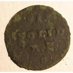 Szeląg koronny 1768 G