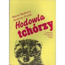 """M. Bednarz, A Frindt """"Hodowla trzórzy"""""""