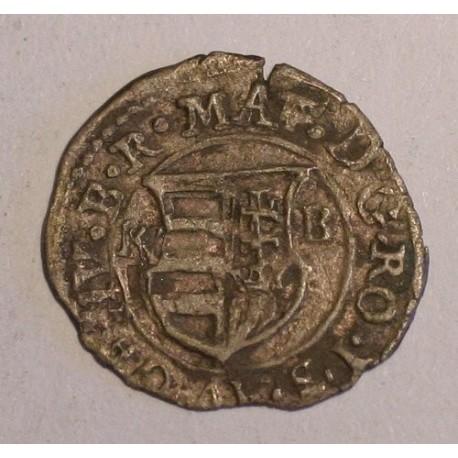 Denar węgierski 1616