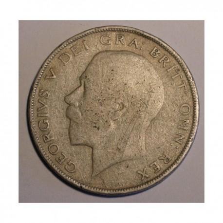 Wielka Brytania 1/2 korony 1922