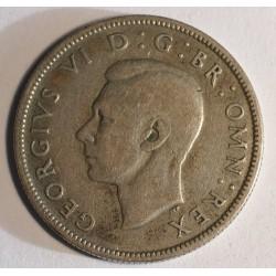 Wielka Brytania 2 szylingi 1937