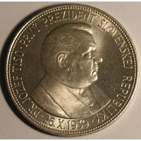 Słowacja 20 koron 1939