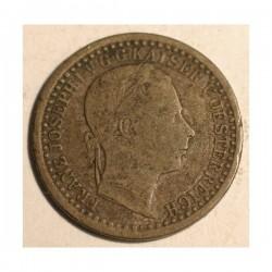 5 krajcarów 1858 A