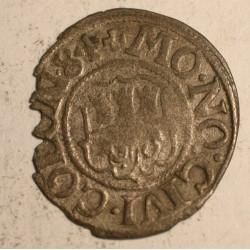 Albus miasta Kolonia 1584